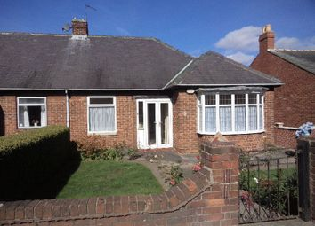 Thumbnail 2 bed semi-detached bungalow to rent in York Villas, Spennymoor