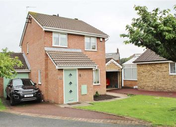 Thumbnail 3 bed detached house for sale in Duckworth Drive, Catterall, Preston