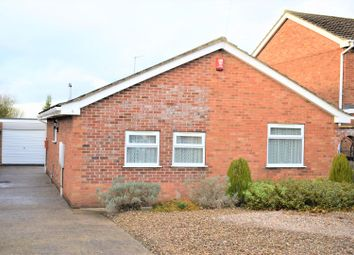 Thumbnail 3 bed bungalow for sale in Springfield Rise, Brigg