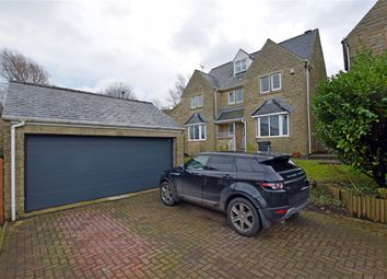 Thumbnail 4 bed detached house for sale in Rossendale View, Todmorden