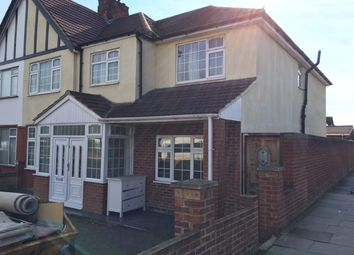 Thumbnail 5 bed end terrace house to rent in Ruislip Road, Greenford