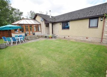 Thumbnail 4 bed bungalow for sale in An Teallach, New Fowlis, Crieff