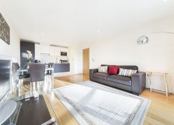 Thumbnail 1 bedroom flat to rent in Kestrel House, St George Wharf, Vauxhall, London