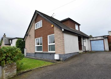 Thumbnail 4 bed detached house for sale in Pict Avenue, Inverness