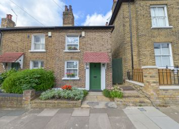 Thumbnail 2 bed cottage for sale in Vicars Moor Lane, London