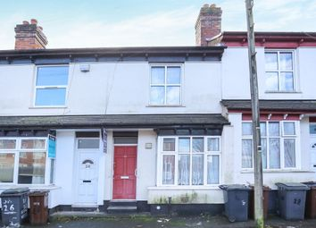Thumbnail 3 bed terraced house for sale in Granville Street, All Saints, Wolverhampton