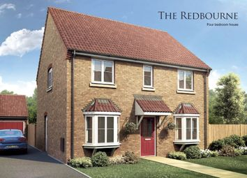 Thumbnail 4 bed detached house for sale in Sibsey Road, Boston