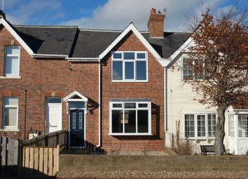 Thumbnail 2 bed terraced house for sale in March Terrace, Dinnington, Newcastle Upon Tyne