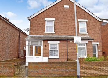 Thumbnail 2 bed semi-detached house for sale in Mount Pleasant, Paddock Wood, Kent