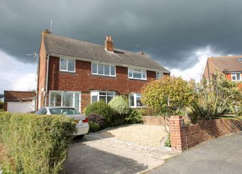 Thumbnail 4 bed semi-detached house to rent in Barleycroft, Cowfold, Horsham