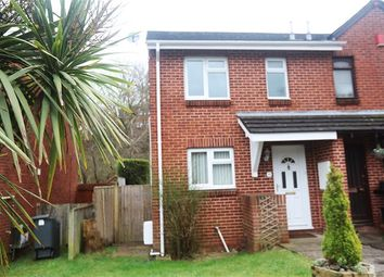 Thumbnail 2 bed terraced house to rent in Glebeland Way, Shiphay, Torquay