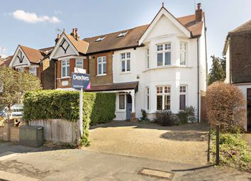 Thumbnail 4 bed property to rent in Woodside Avenue, Esher