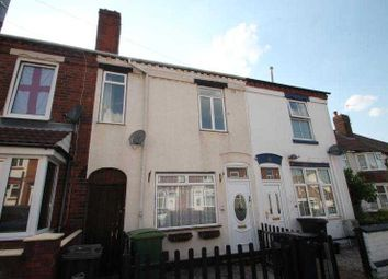 Thumbnail 2 bed terraced house to rent in Beaumont Road, Halesowen, West Midlands