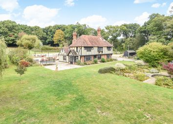 Thumbnail 6 bed equestrian property for sale in Cowfold Lane, West Grinstead