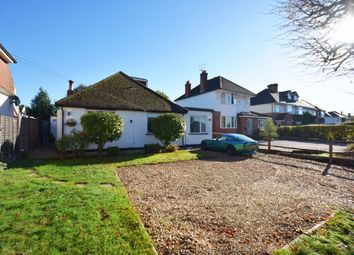 Thumbnail 3 bed detached bungalow for sale in Mytchett Road, Mytchett, Camberley