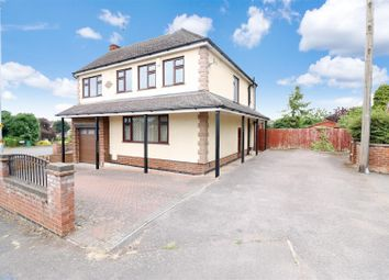 Thumbnail 4 bedroom detached house for sale in St. Marys Avenue, Rushden