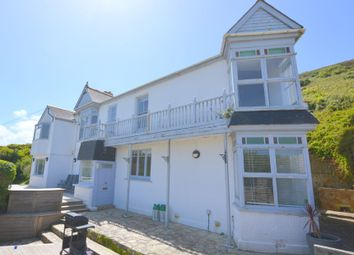 Thumbnail 6 bed semi-detached house for sale in Seaforth, West Cliff, Porthtowan, Truro, Cornwall