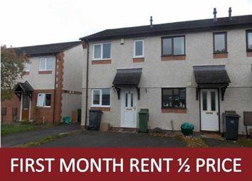 Thumbnail 2 bed terraced house to rent in Beveridge Road, Carlisle, Carlisle