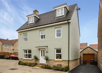 Thumbnail 5 bedroom detached house for sale in The Farm, Purton, Wiltshire