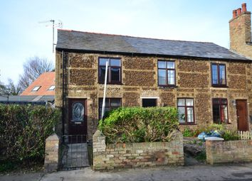 Thumbnail 2 bedroom end terrace house to rent in Cambridge Road, Ely