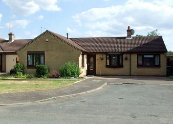 Thumbnail 4 bed detached bungalow for sale in Sandpiper Close, Whittlesey, Peterborough, Cambridgeshire