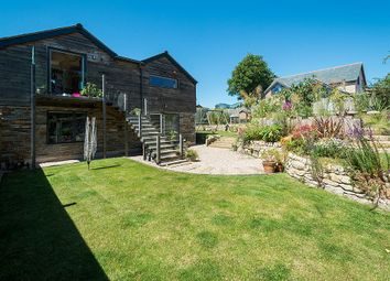 Thumbnail 4 bed detached house for sale in The Old Press, Penpol Avenue, Hayle, Cornwall