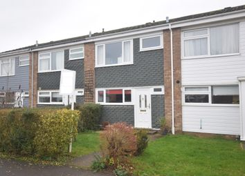 Thumbnail Terraced house for sale in Chapel Field, Great Barford, Bedford