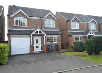 Thumbnail 4 bedroom detached house for sale in Bargrave Drive, Newcastle-Under-Lyme