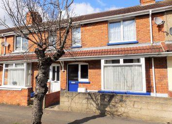 Thumbnail 3 bedroom terraced house for sale in Tydeman Street, Swindon
