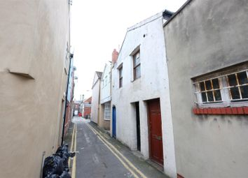 Thumbnail 1 bed flat for sale in Back Street, Weston-Super-Mare