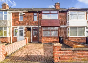 Thumbnail 3 bedroom terraced house for sale in Medina Road, Leicester