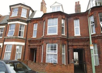 Thumbnail 3 bedroom terraced house to rent in Grove Road, Lowestoft