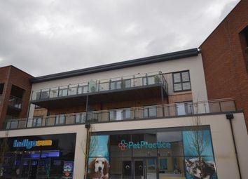 Thumbnail 2 bed flat for sale in 8 Ada Walk, Oakgrove, Milton Keynes, Buckinghamshire