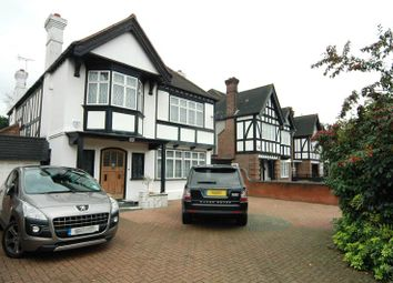 Thumbnail 4 bed detached house for sale in Gunnersbury Avenue, Ealing, London