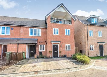 3 bed end terrace house for sale in Riverside Way, Castleford, West Yorkshire WF10