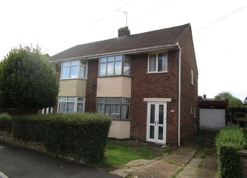Thumbnail 3 bed property to rent in St. Albans Road, Abington, Northampton