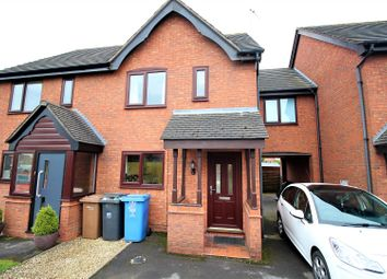 Thumbnail 2 bedroom semi-detached house to rent in Peak Close, Armitage, Rugeley