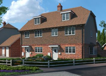 Thumbnail 3 bed semi-detached house for sale in The Woodyard, Oak Street, Deal