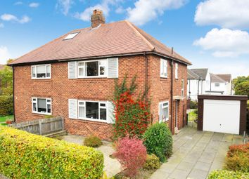 Thumbnail 3 bed semi-detached house for sale in Almsford Road, Harrogate