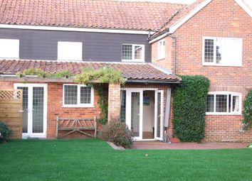 Thumbnail 4 bed detached house to rent in Stratford St. Andrew, Saxmundham