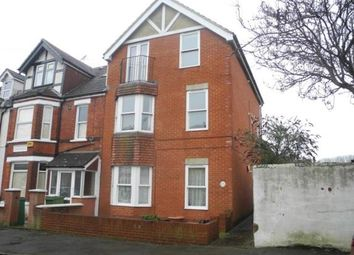 Thumbnail 1 bed flat for sale in Bournemouth Gardens, Folkestone, Kent