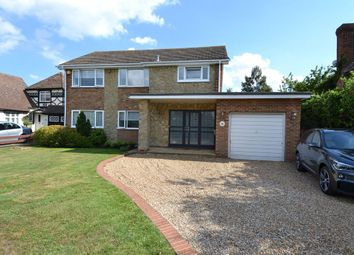 Thumbnail 4 bed detached house for sale in The Drive, Chestfield, Whitstable