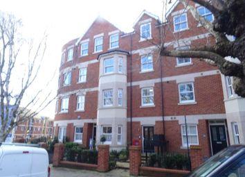 Thumbnail 2 bed flat to rent in De Montfort, Warwick Avenue