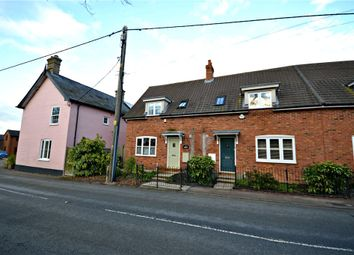 Thumbnail 3 bed end terrace house for sale in The Street, Raydon, Ipswich