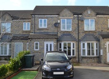 Thumbnail 3 bed town house for sale in West Dean Close, Queensbury, Bradford