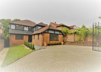 Thumbnail 5 bedroom detached house for sale in Barnet Gate Lane, Arkley, Hertfordshire
