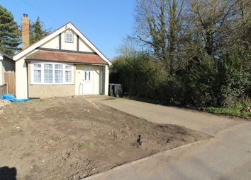 Thumbnail 3 bedroom semi-detached bungalow to rent in Thorney Mill Road, Iver