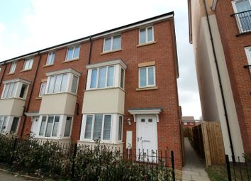 Thumbnail 4 bed property for sale in Technology Drive, Rugby