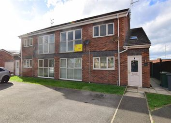 Thumbnail 2 bed flat for sale in Sandhills View, Wallasey, Merseyside