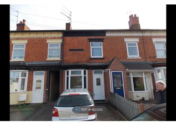 Thumbnail 1 bed flat to rent in Beoley Road West, Redditch